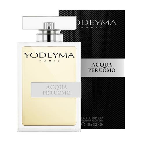 Yodeyma Parfum ACQUA PER UOMO 100 ml