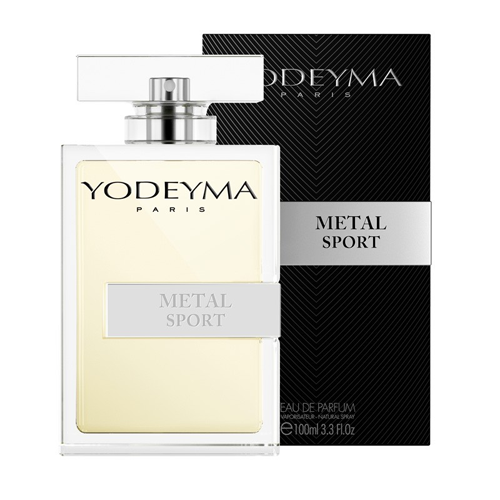 yodeyma parfum metal sport 100 ml