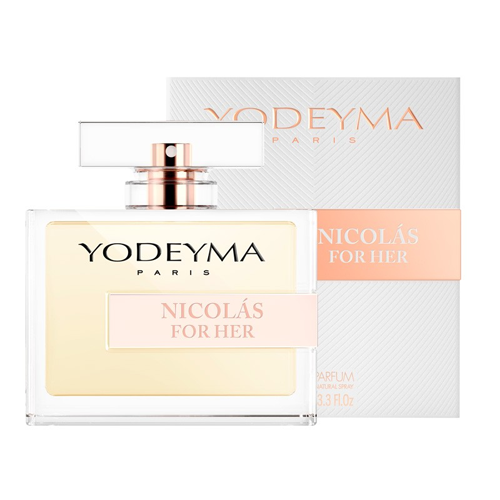 yodeyma parfum nicolas for her 100 ml