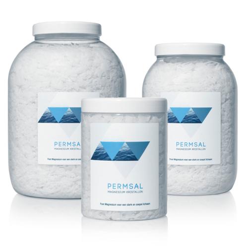 permsal magnesium kristallen