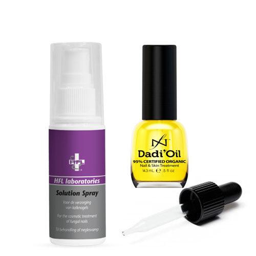 solution spray dadi oil